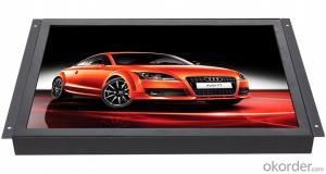 Metal Frame TFT LCD Wall Mount Monitors VB Series