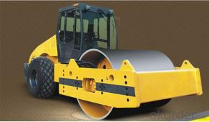 Earthmoving Machinery-Single Drum Vibratory Roller TMRC216H