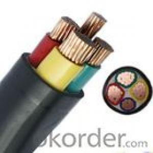 1kV Copper Conductor XLPE Insulated Power Cable