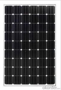 Monocrystalline Solar Panel 220W Solar Module PV Solar Panel Module with TUV, IEC, CE, ISO