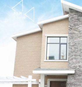 Fiber Cement board for villas,high building-002