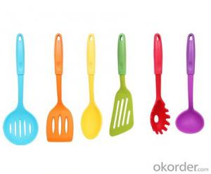ART no.07 Silicone Kitchenware set for cooking