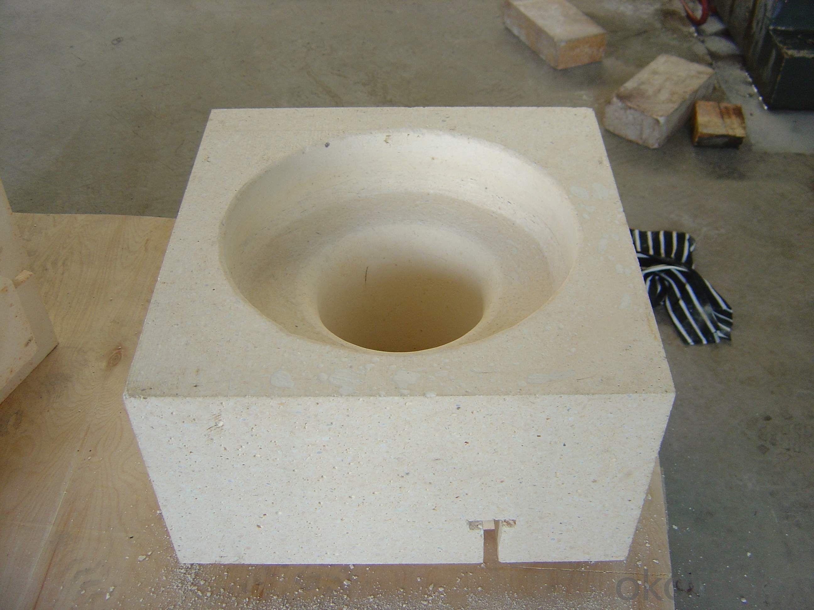 zirconium corundum refractory brick and product