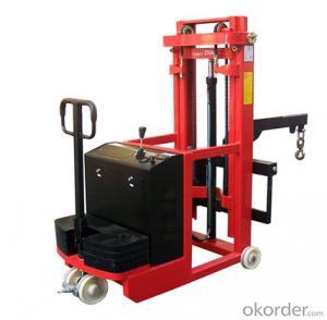Semi-Electric counterbalanced crane-SPN-P-J