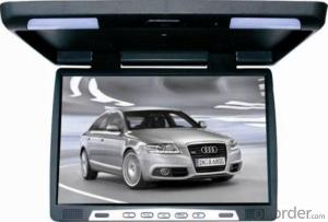 Super TFT LCD ROOF MONITOR ISI Electronics TU 198