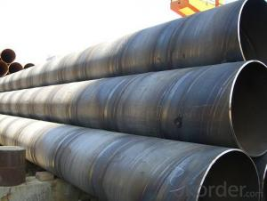 SPIRAL WELDED STEEL PIPE 16/18/20/22'' CARBON