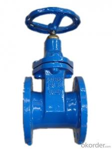 BS5163  Soft Seal  Non-risings Gate Valve