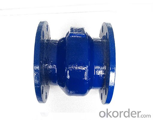 Check Valve Ductile Iron Silence For  Water