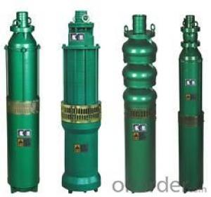 SMV(N) vertical centrifugal immersion pump