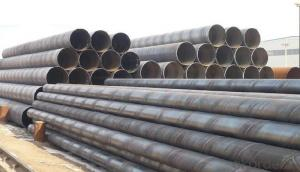 SPIRAL WELDED STEEL PIPE 16/18/20/22/24 CARBON