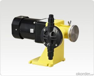 DJL Diaphragm Metering pumps With high qualities