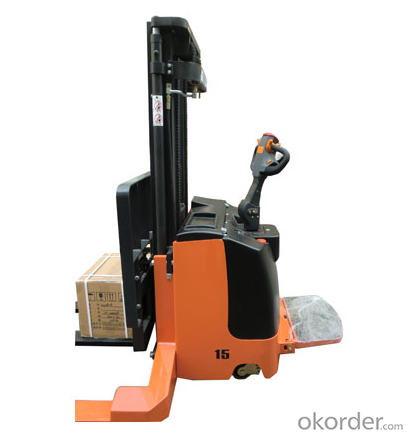 1.5 Ton Power Stacker-CK Series