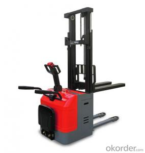 Straddle Power Stacker--CLT13AC series