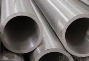 Industrial use of dual phase stainless steel seamless steel pipe