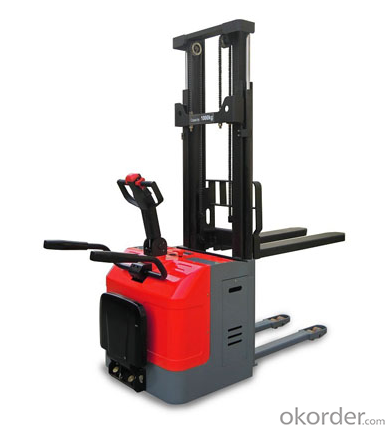Straddle Power Stacker--CLT10AC series