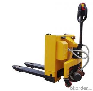 Semi-electric Pallet Truck-SPTD25/30