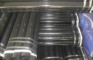 Carton Seamless Steel Pipe ASTM A106/API 5L/ASTM A53