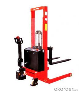 Straddle Power Stacker--CLJ Series