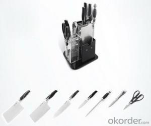 Art no. HT-KS1010  Stainless steel knife set