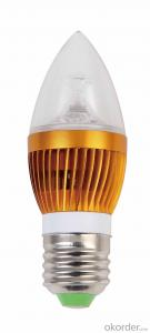LED CANDLE LIGHT E27;E14 3W ; 5W  TOP 10