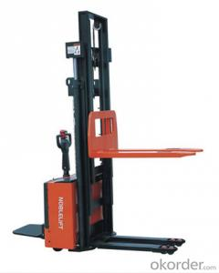 Power Stacker CG1646 - Pedestrian - polyurethane tyre