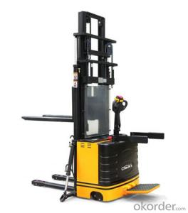 Straddle power stacker--CLH20 Series