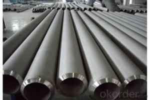 Welding of duplex stainless steel pipe with good performance