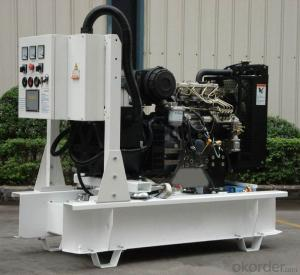 Perkins Water Cooled Genset Diesel Generator Quiet 750kva With Low Fuel Consumption