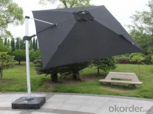 3  * 3 M Big Roma Umbrella  with Waterproof Polyester Fabric