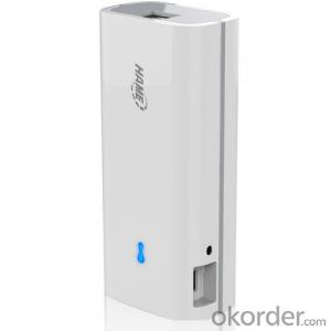 HAME-R1,3G &wifi router with 4400mah power bank