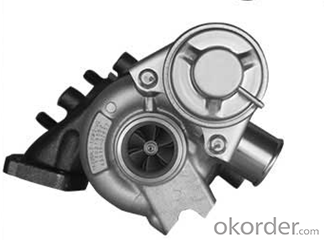 TFO35HM turbo 49135-02652 for HYUNDAI H1