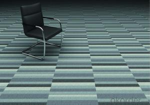 50x50 nylon Carpet Tiles, Office Carpet, Modular Carpet for office