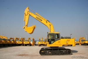 SINOTRUK - THE HIDOW HYDRAULIC EXCAVATOR HW240-8 (Arm-2900,Bucket -1.1)