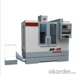 Vertical CNC Milling Machine Modle:NX36,low price economical