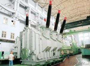 32MVA/220kV  main transformer power plant