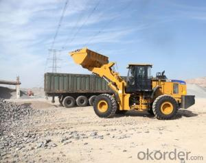 SEM Brand Heavy Work Conditions Wheel Loader SEM669C