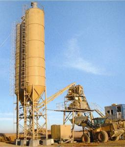 WCQ500E Stabilized Soil Mixing Plant