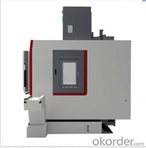 vertical milling machine cnc machinery Modle:VL745