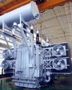 40MVA/110KV generator startup/standby transformer