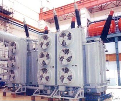 150MVA/345kV three phases self coupling generator interconnection transformer