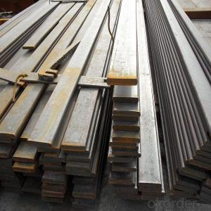 Spring Steel Flat Bar ASTM  Standard China Supplier