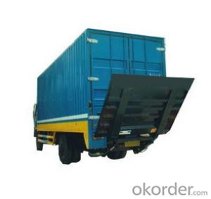 Truck tail lift (Truck tail liftboard)--DC-001