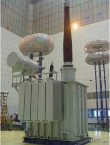 50MVAr/500kV core type reactor for substation