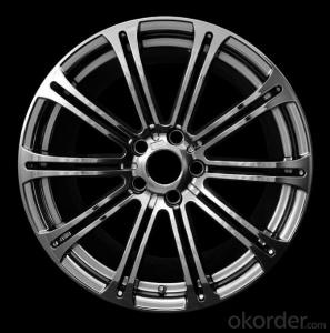 soft8, modular wheel, steel rim chrome Steel Wheel 15inch, 16inch, 17inch car wheel