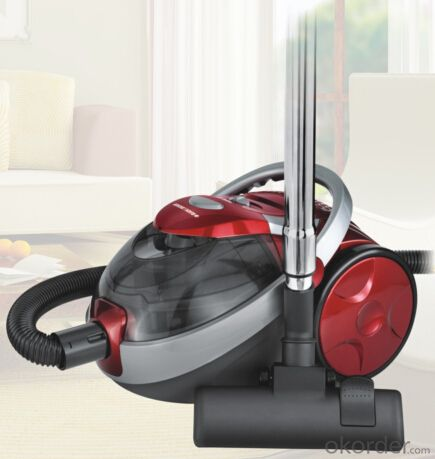Cyclonic style vacuum cleaner with HEPA filter#C4207A
