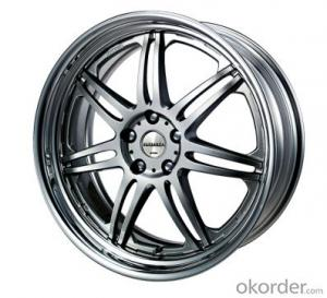Deft design alloy wheel, vossen car wheel rim 17 inch(ZW-HT5073)
