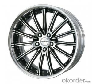 17 inches auto sport aluminum alloy car wheel rims  Min. Order: 1 Piece