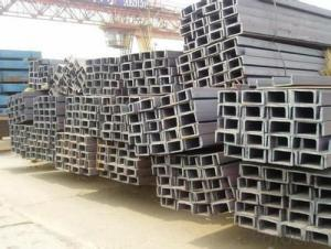 Hot Rolled Channel Steel, Channel Bar JIS Standard
