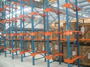 Drive-in Pallet Racking Shelves for Warehouse