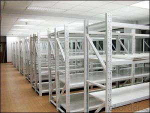 Light Racking Shelves with Vairous Specifications
